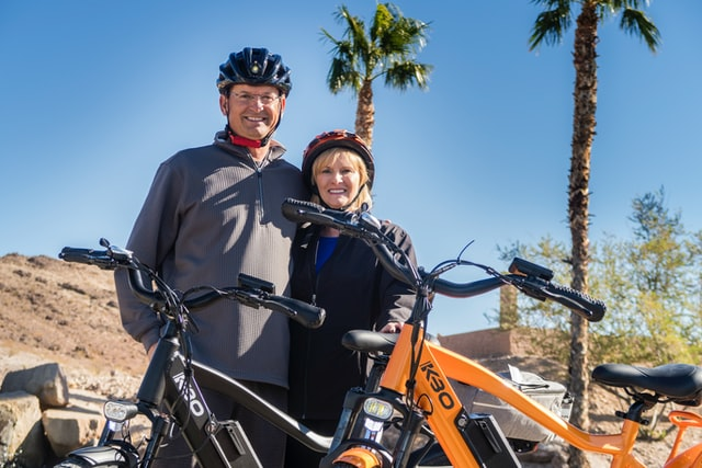 Zorgeloos fietsen op je nieuwe e-bike